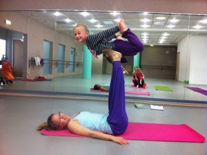 Apolline yoga enfants chaville