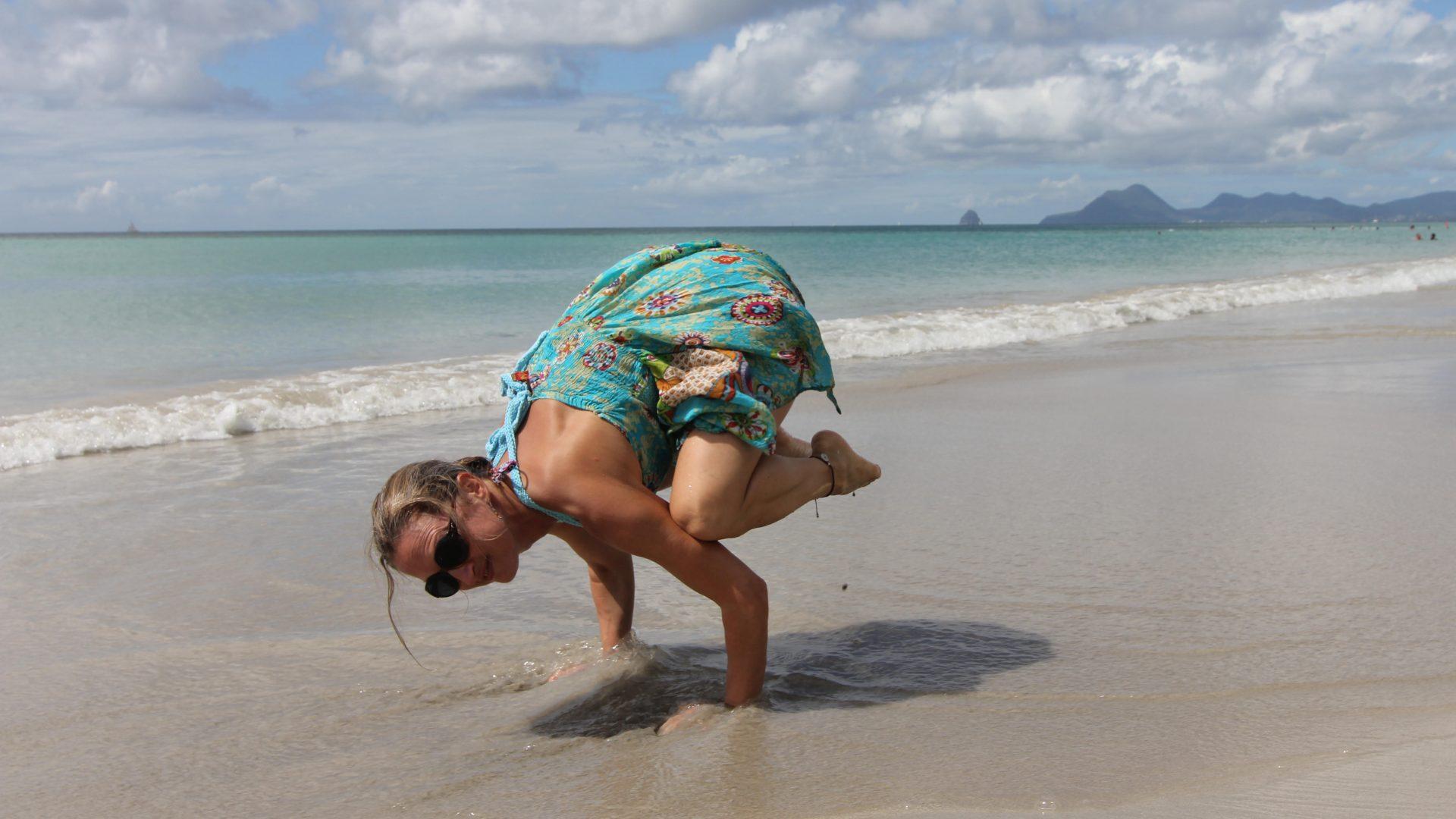 Isabelle Messé Professeur de yoga Ishana Yoga Hatha yoga
